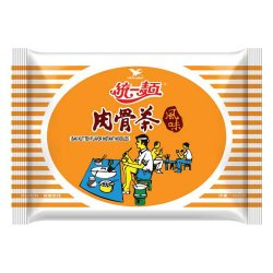 UP05 Uni-President Instant Noodle Pork Flaver-BaKuTay