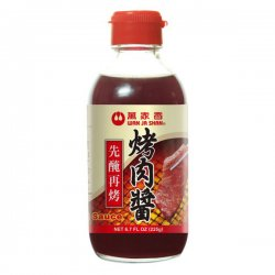 WS03  Salted BBQ sauce 225g