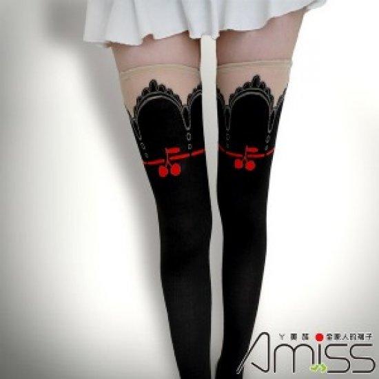 YL1302-16 Palace Princess style Beauty Leg Tights