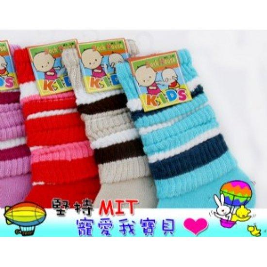 YL2407-10-36 Cute anti-slip bubble socks (3-6 years)