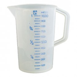 YM38 PP Measuring Cup 1000cc