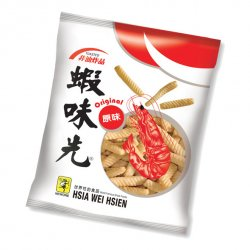 YZ01 Shrimp Snack Original Flavour